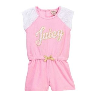 NWT Juicy Couture romper